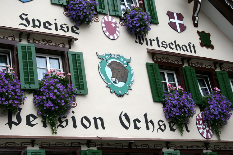 Pension Ochsen in Brunnen